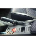 Renault Laguna 2 Grandtour cuffia leva freno a mano vera pelle g