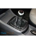 real black leather gearshift gaiter Seat Cordoba 2002-2009
