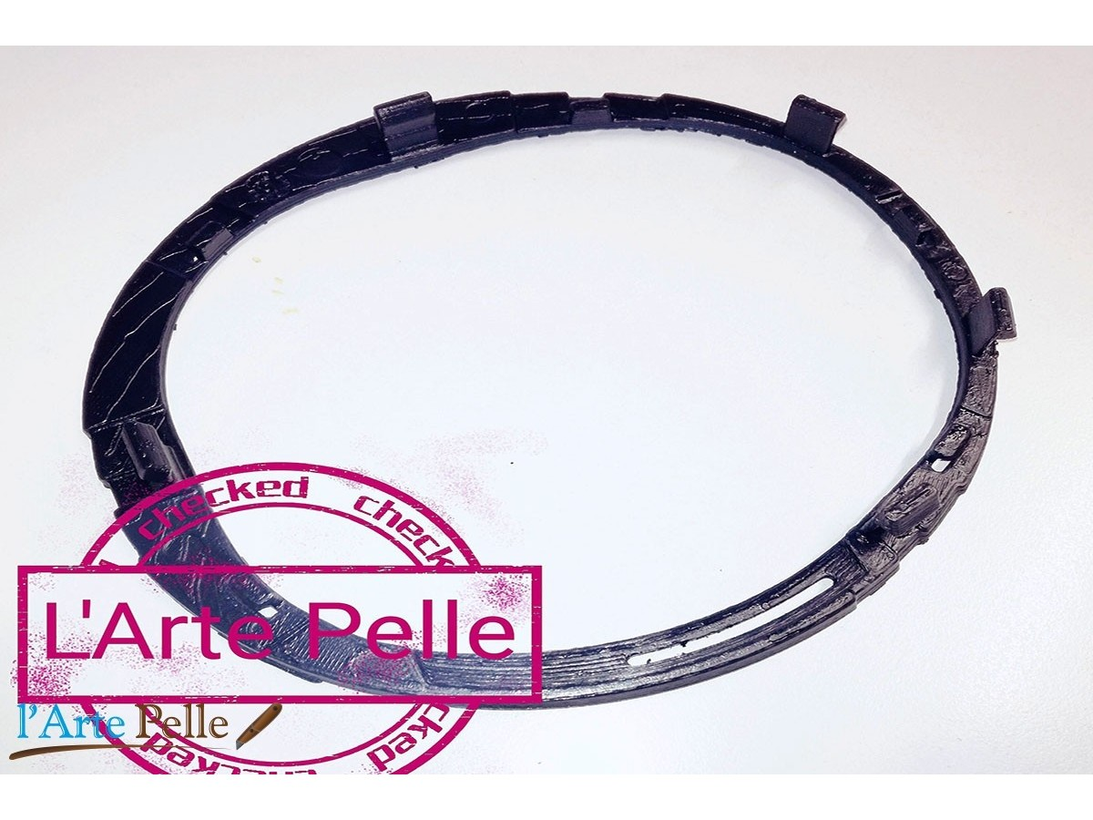 frame ring seal ring cap gear Fiat 500 from 2007 to 2016