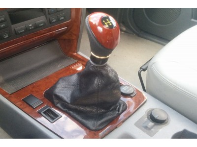 gear shift gaiter...